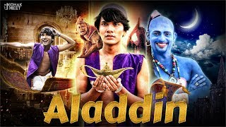 ALADDIN SHORT FILM | HINDI MORAL STORY | #Aladdin #Funny #Blooper || MOHAK MEET