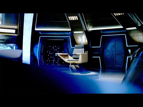 Here's How Star Trek: Discovery Designed Its Ultra-Intricate Sets