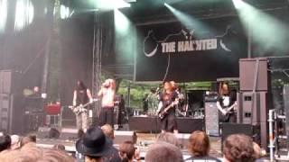The Haunted * Devilside Festival * 04.07.2010