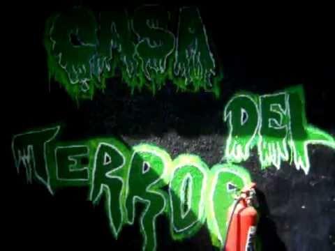 Casa Del Terror en Selvamagica  YouTube