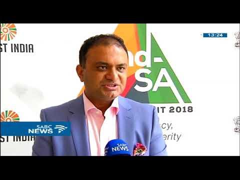India- South Africa Business Summit underway