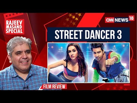 Street Dancer 3D Movie Review By Rajeev Masand | CNN News18