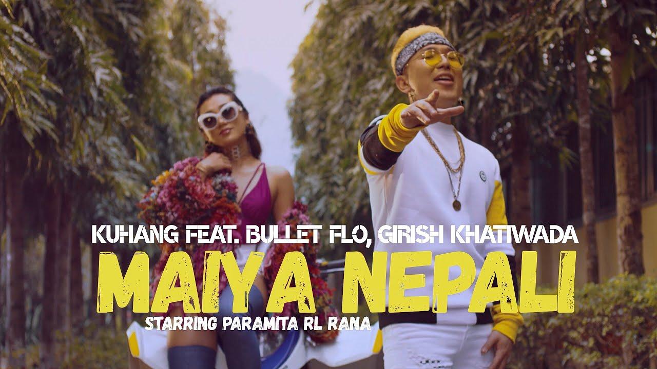 Download Kuhang - Maiya Nepali (Official Music Video) ft. Girish Khatiwada, Bullet Flo | Paramita RL Rana