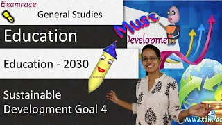 Education 2030 - Sustainable Development Goal 4 thumbnail