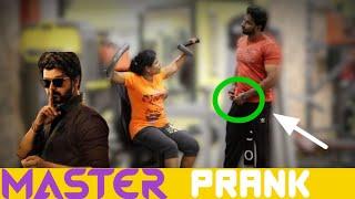Gym prank | 2litter bottle மாதிரி இருக்க | Mr.no1dubakur |sakthi2021