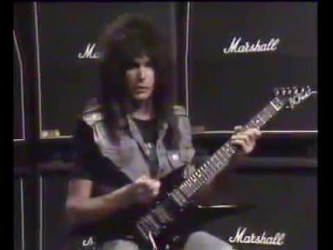 Michael Angelo Batio - Guitar Lesson 02