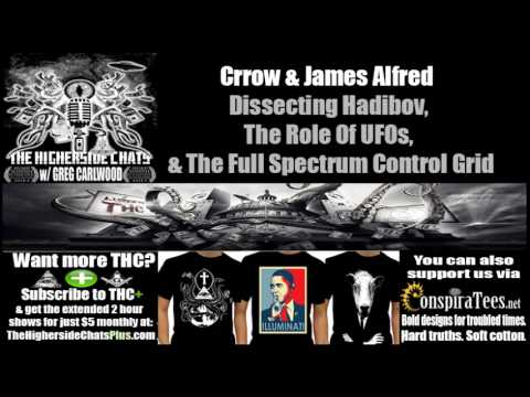 Crrow & James Alfred | Dissecting Hadibov, The Role Of UFOs, & The Full Spectrum Control Grid