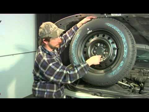 How to Measure Tire Rim Size - YouTube