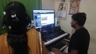 #new #marathi #song #makingvideo #recording #studio #musicdirector #maheshdas