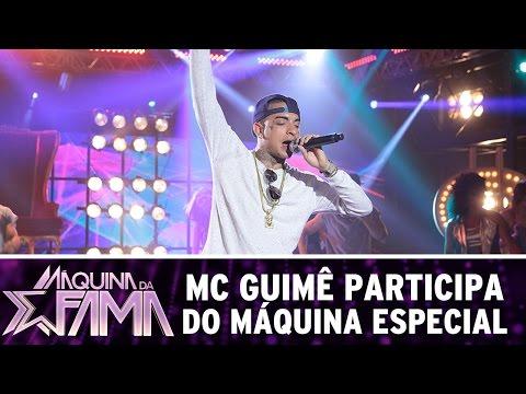 Máquina da Fama (01/08/16) MC Guimê participa do Máquina Especial