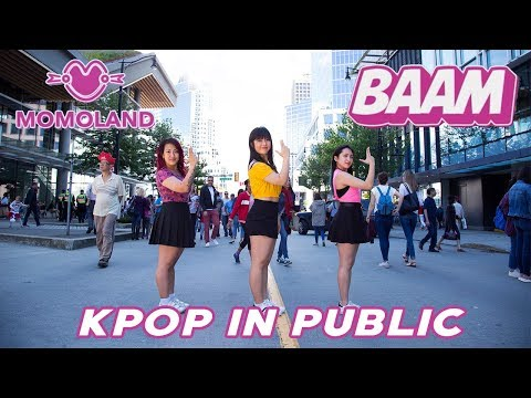 [KPOP IN PUBLIC - BAAM DANCE COVER] -- MOMOLAND -- 모모랜드 [YOURS TRULY] 1theK Dance Cover Contest