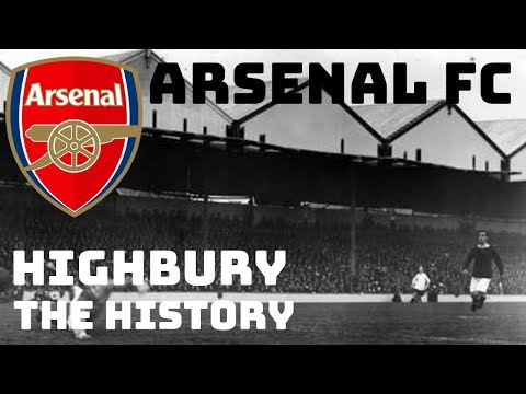 arsenal-fc:-highbury---the-history