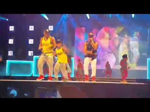 Zumba Fitness Concert 2016 – Max Pizzolante – Quien Quiere Bailar / Shut Up And Dance
