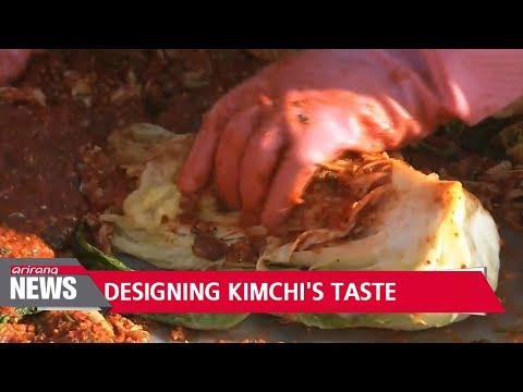 Researchers find out how kimchi gets its distinctive flavor during fermenting process