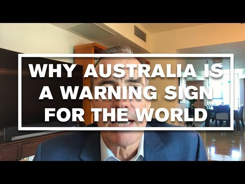 Why Australia is a Warning Sign for the World - Harry Dent Daily