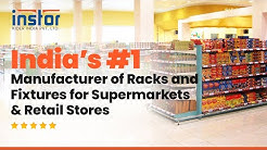 Instor - India's Largest Manufacturer & Exporter of Retail and Industrial Fixtures
