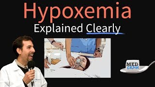 hypoxemia explained clearly by medcram com