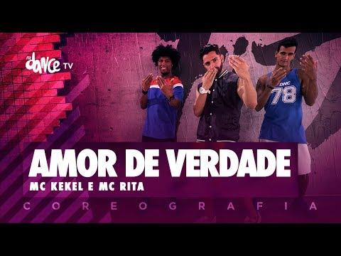 Amor de Verdade - Mc Kekel e Mc Rita | FitDance TV (Coreografia) Dance Video