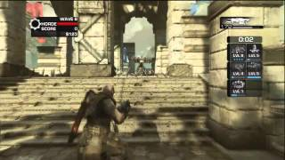Gears of War 3: Funny Moments w/ Mad Butcher MX