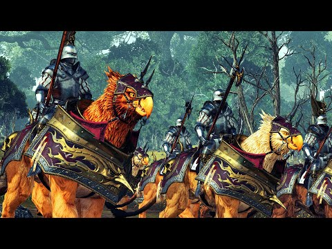 YOUR DOOM IS COMING, MAN-THINGS | Skaven vs Empire | Total War WARHAMMER 2 Cinematic Battle |