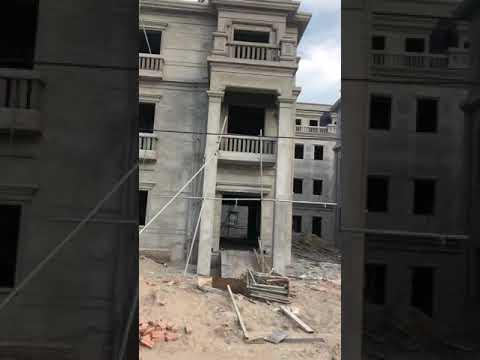 Toàn cảnh khu đô thị VCI MOUTAIN VIEW của thành phố vĩnh yên