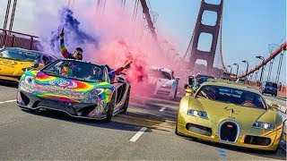 Street Drifting , Racing - Supercar Fails Wins Compilation 2018