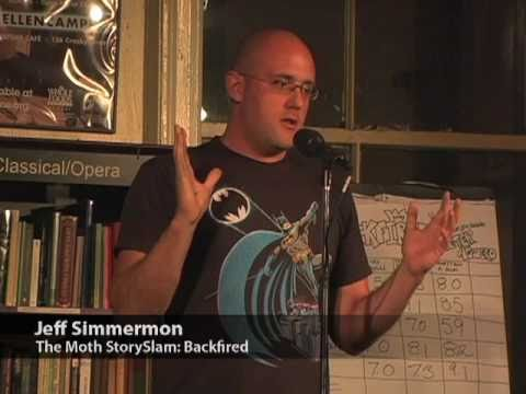 """""""Backfired"""" at the Moth"""