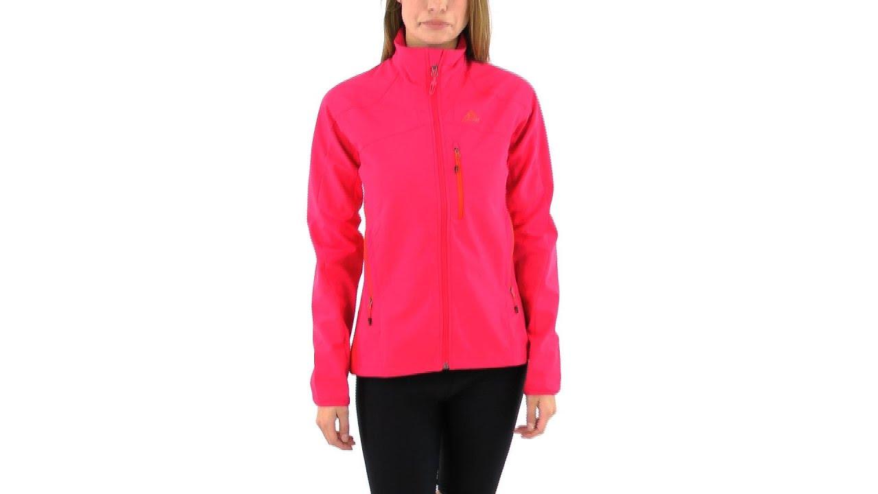 4c3b88eee Adidas Outdoor Women s Terrex Swift Soft Shell Running Jacket ...