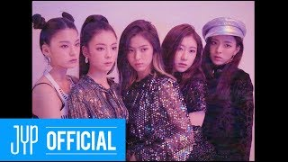 "ITZY ""IT'z Different"" : THE PHOTOSHOOT BEHIND"