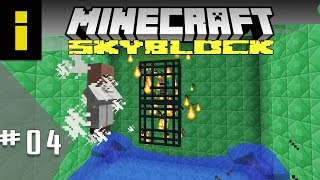 All The Spawners! - SkyBlock Season 1 - EP04 (Minecraft)