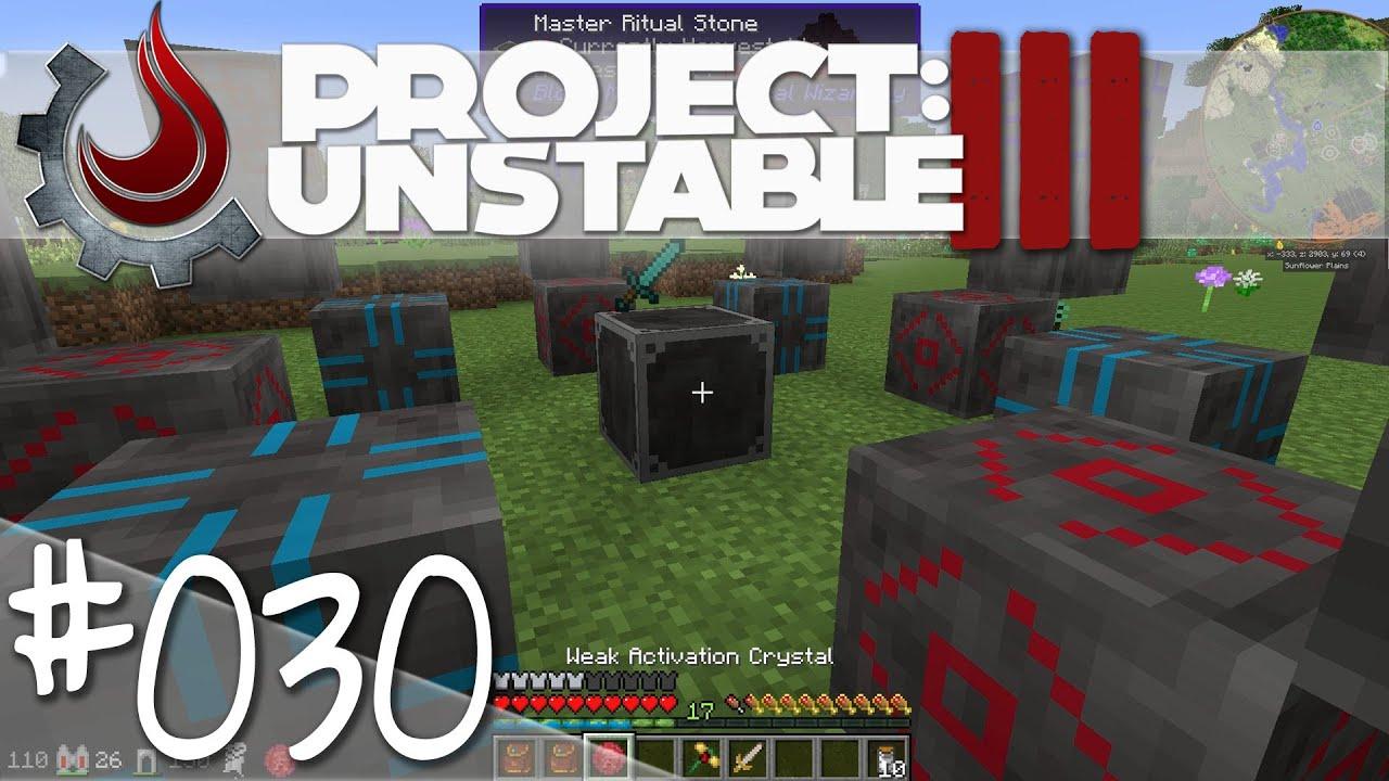 Project: Unstable [S3][#030][HD][Deutsch] Blood Magic Binding Ritual und  Bound Sword