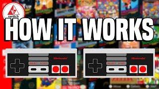 Nintendo Switch Online: How NES Games Work - Good/Bad?!