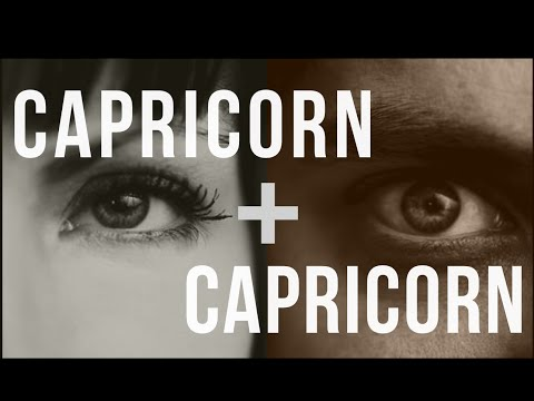 Capricorn & Capricorn Sun: Love Compatibility