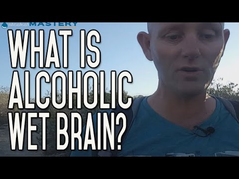 What is Alcoholic Wet Brain?