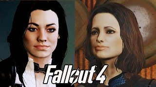FALLOUT 4 - TOP 10 GAME CHARACTER CREATIONS