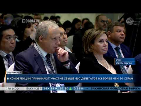Caspian Oil & Gas Azerbaijan 2019 - CBC 14:03