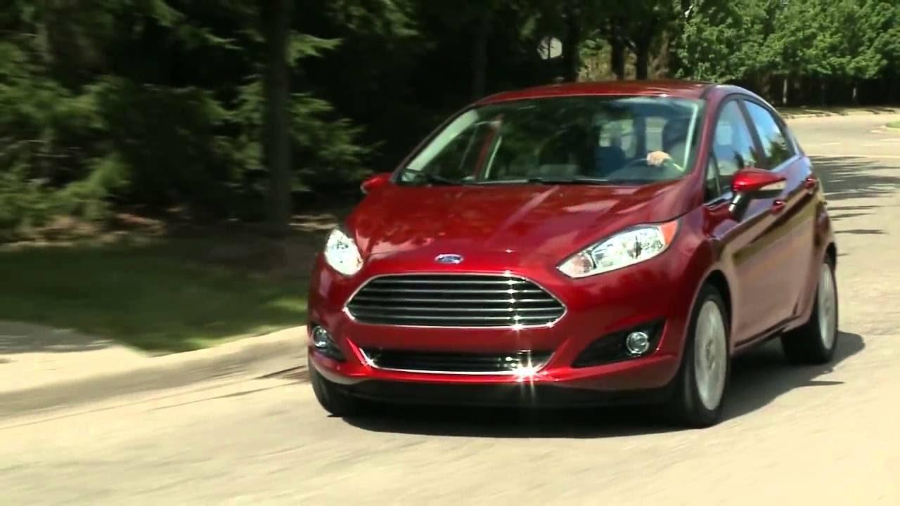 Ford Fiesta Titanium 2017 Rese U00f1a Exterior