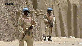 مقتل 5 من قوات حفظ السلام في هجوم شمالي مالي