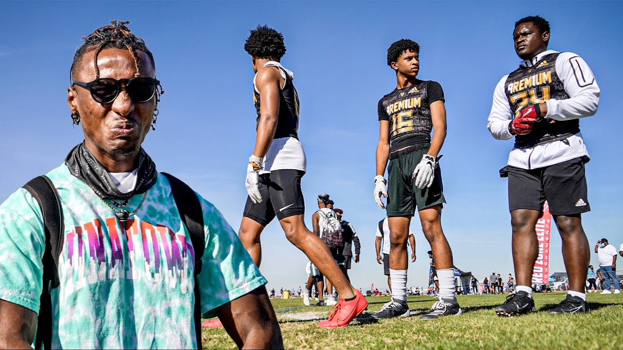 Download THE #1 8TH GRADE TEAM IN THE COUNTRY EXPOSES EVERY 7ON7 TEAM THEY PLAY!