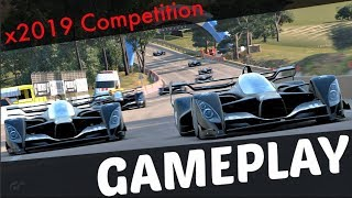 GT Sport | (1.40 Update) Red Bull x2019 Competition Gameplay | Hard Difficulty