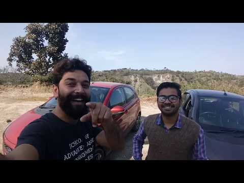 On The Way To Manali Met With Atin Cars YouTuber And He Is Also A Tiago Owner II Harry Dhillon
