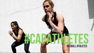 CAPAthletes: NETBALL | Netball Athletes