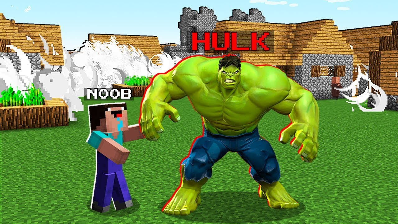 Майнкрафт жека угадай супер героя