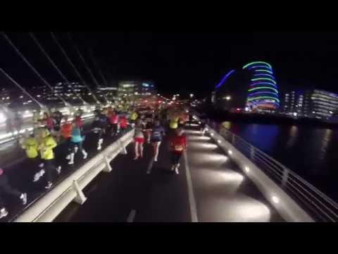 Run In The Dark - Dublin 12.11.2014 [10k]