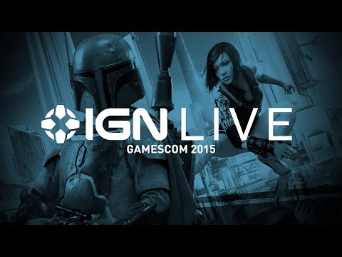 IGN Live Presents: EA Press Conference - Gamescom 2015
