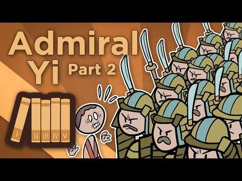 Korea: Admiral Yi - II: Be Like a Mountain - Extra History