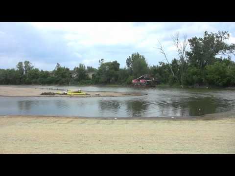 Cleaned Up!  Roxana Marsh, Grand Calumet River, Indiana