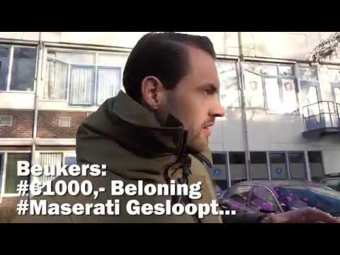 Auto Van Joel Beukers Gesloopt Gouden Tip 1000 Thedudesnl