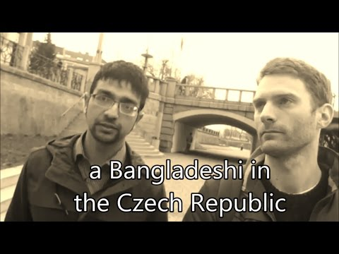 Bangladeshi in Czech Republic - an Interview