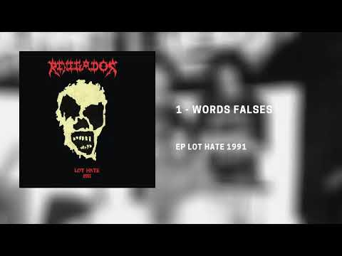 1. Renegados - Words falses